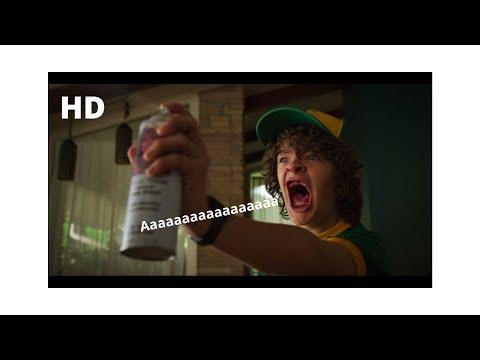 Dustin Funniest Moments (Stranger Things Season 3)