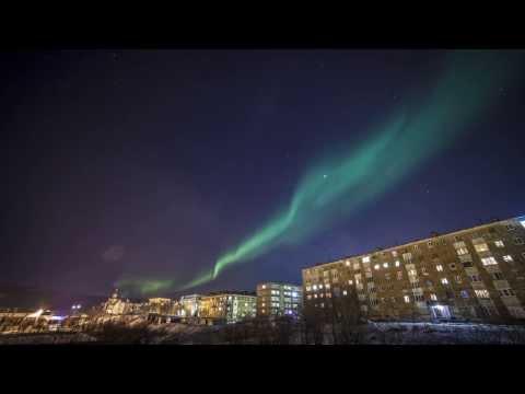 Murmansk Winter Timelapse