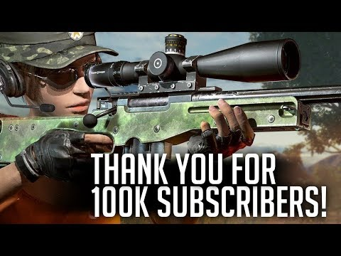 Thank You For 100,000 Subscribers!