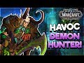 Havoc New Talents & Abilities! - FIRST LOOK! - Battle for AZEROTH ALPHA*