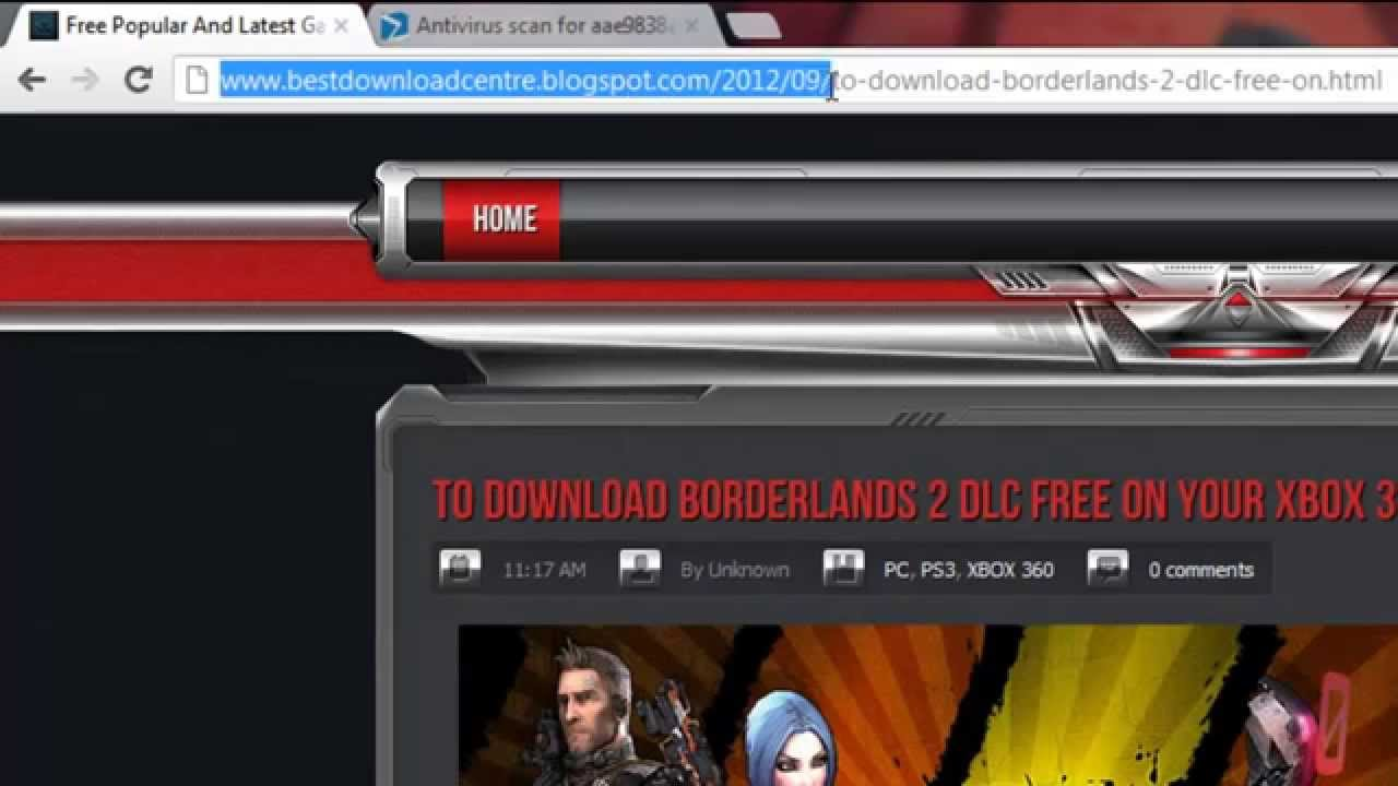 how to get all borderlands 2 dlc free xbox 360