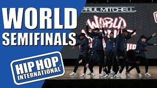 S-Rank - USA (Adult Division) @ #HHI2017 World Semi Finals
