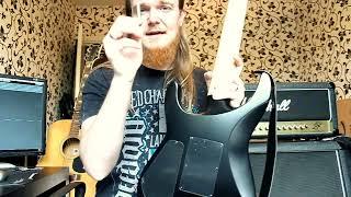 7 String Gauge Shootout 052 Vs 060 Youtube