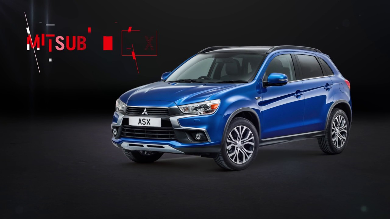 Mitsubishi Asx 2017 The Ultimate Compact Suv