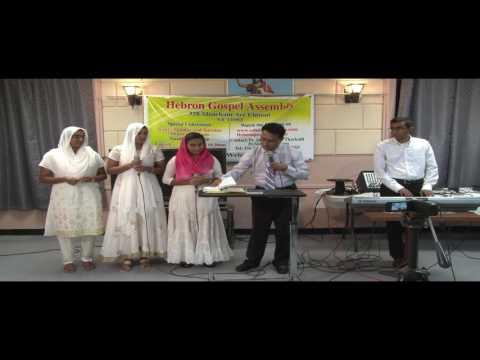 Eva.Bobby Thomas & Pr.Babu  S., Gujarat, Gospel Message Sept.13, 2016 by www.solidactionstudio.com