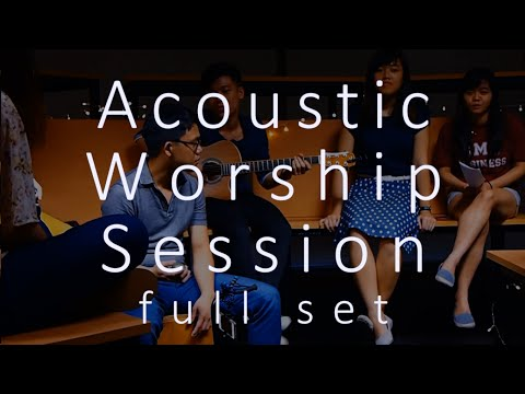 Worship with SMU (30 mins) - [#SMUCG LIVE ACOUSTIC SESSIONS]