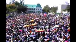 Haiti: We will bend but we will not break - part 2