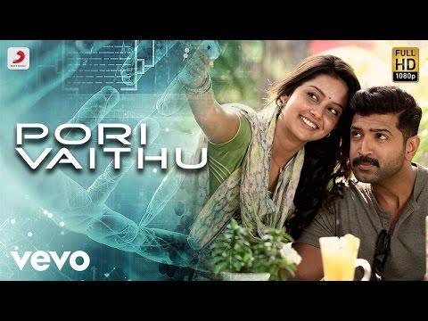 Kuttram 23 - Pori Vaithu Tamil Video | Arun Vijay