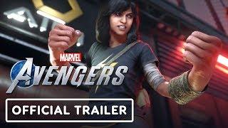 Marvel's Avengers: Kamala Khan (Ms. Marvel) Official Trailer - NYCC 2019