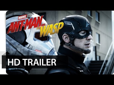 ANT-MAN AND THE WASP – Teaser Trailer (deutsch/german) | Marvel HD
