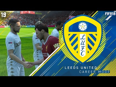 DANNY INGS RETURNS TO ANFIELD! - FIFA 18 Leeds United Career Mode #19