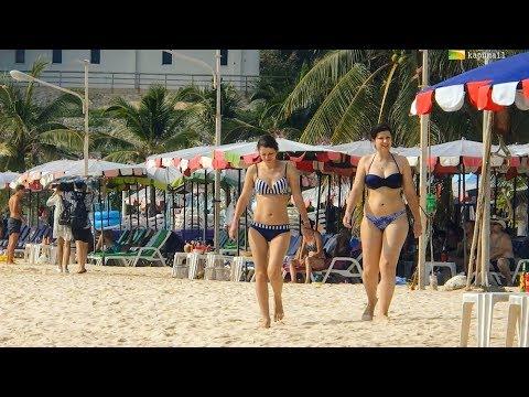 Samae Beach Koh Larn PattayaThailand November 2018