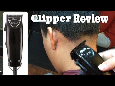 Oster Clipper review - oster Fast Feed - Best Pro Barber Clippers