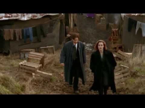 The X files _ Mulder and Scully _ Bonfire Heart