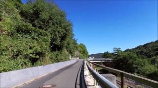 Radtour nach Monzingen an der Nahe am 09.07.2015