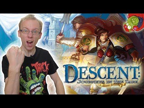 Descent Wędrówki w mroku | Epicka przygoda fantasy