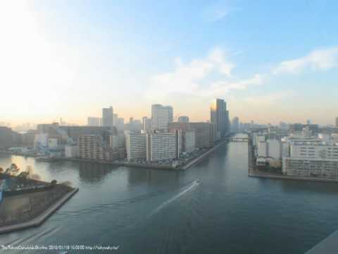 Tokyo Canal Time Lapse 3