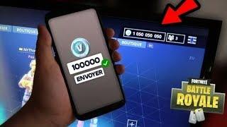"""Wie man """"VBUCKS"""" (FREE) auf Fortnite tun!! (Xbox/PS4/PC/SWITCH)"""