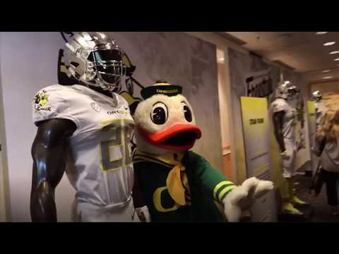 New Oregon Ducks uniforms adorned with something familiar: wings