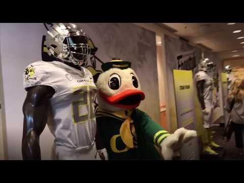 Oregon Ducks x Doernbecher Football Uniforms: Detailed Look