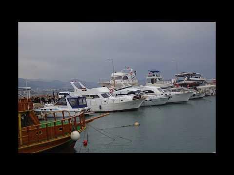 Новости Аланьи Паром на Северный Кипр