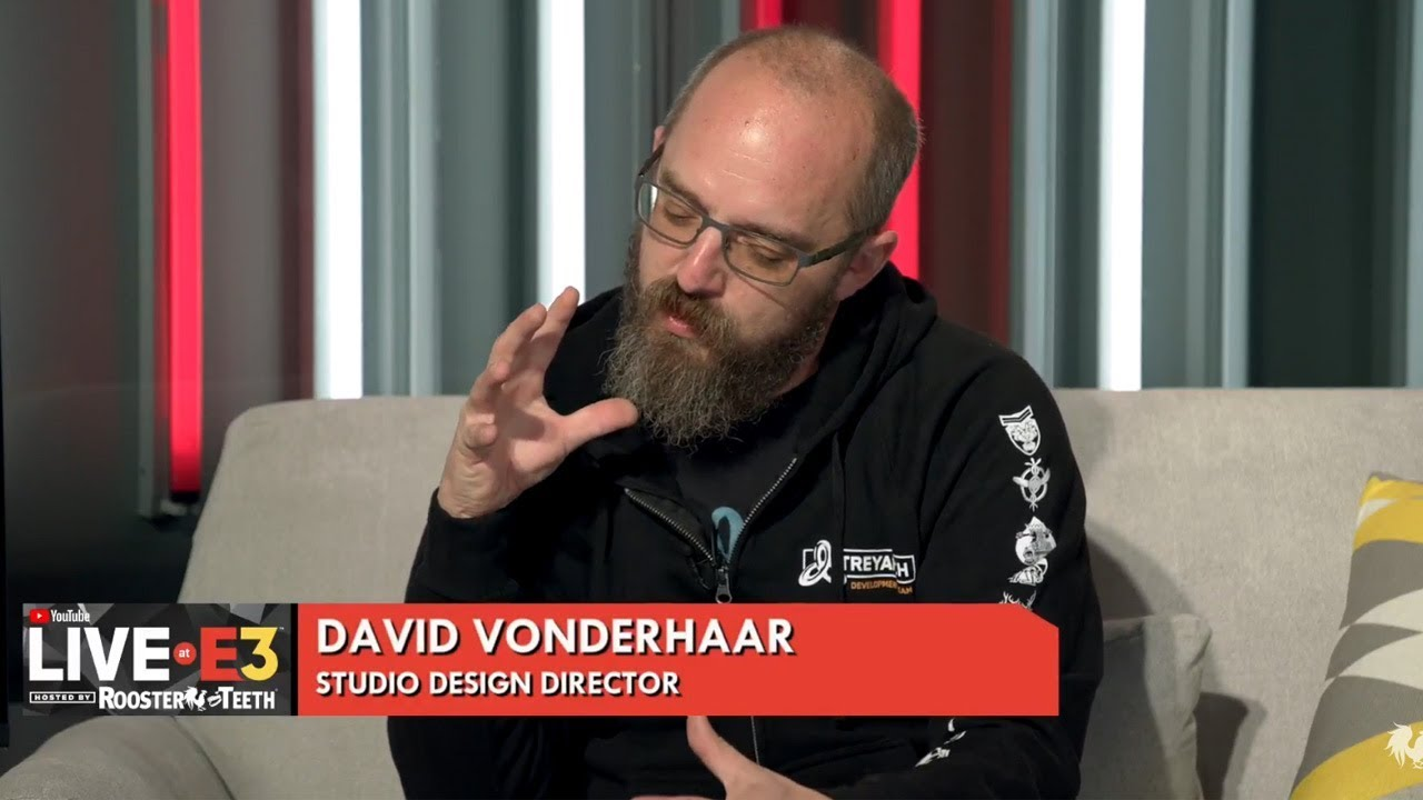 Treyarch LIVE! E3 (TALKS ABOUT ZOMBIES!!) David Vonderharr Interview