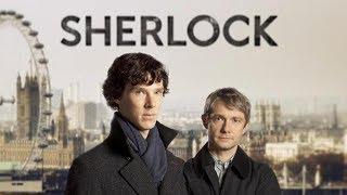 Шерлок - 1 сезон  Русский трейлер сериала 2010 Sherlock