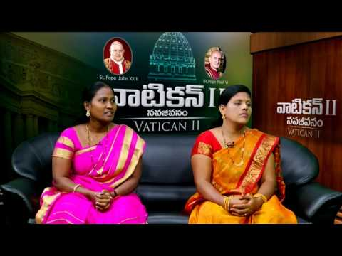 Nava Jeevanam VATICAN   Fr.P.Francis, Episode - 40,Part-2   Divyavani TV