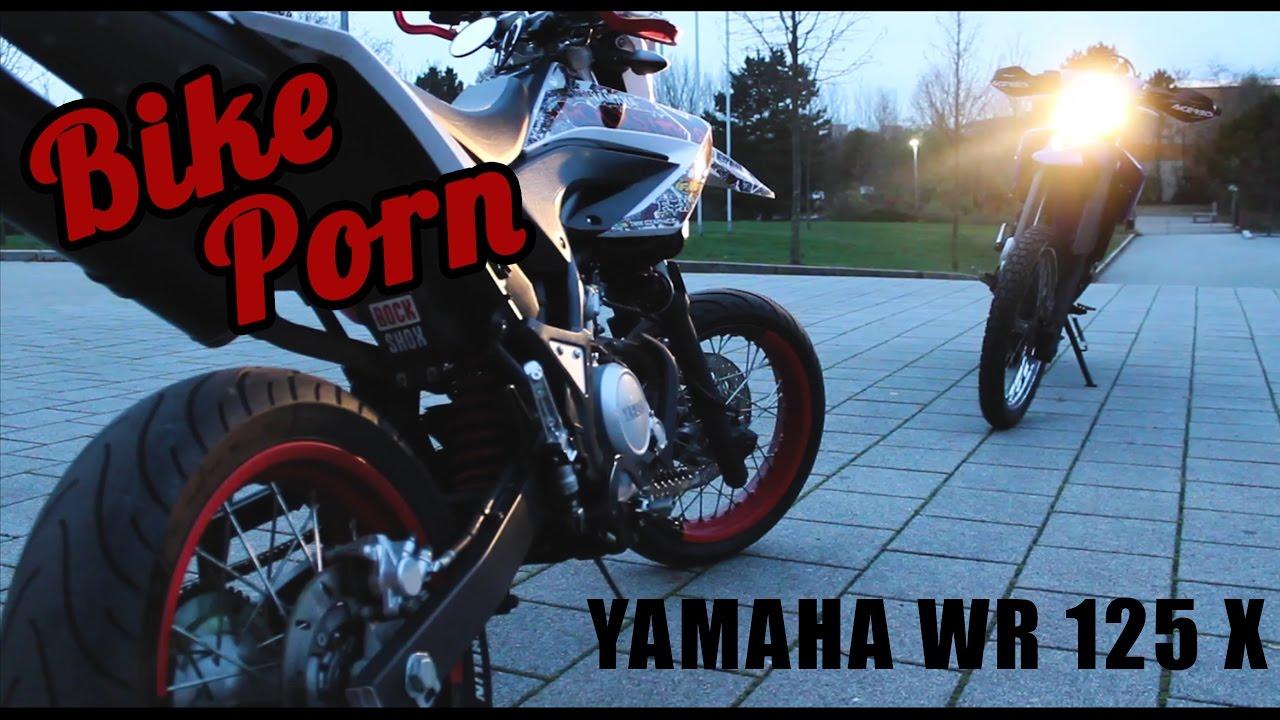 bikeporn yamaha wr 125 x its enzo youtube. Black Bedroom Furniture Sets. Home Design Ideas