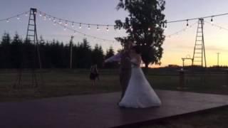Wedding Dance - Cassie & Dallas