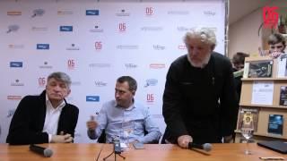 Отец Алексей Уминский и Александр Сокуров. «Роль православия в истории России»