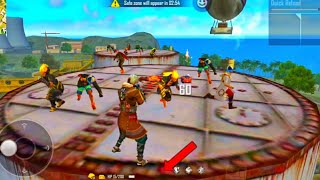 🔥Ajju Bhai Bundle On Factory Roof:-3/🔥 Garena free fire fist fight King/🔥 Factory fist FF ANTARYAMI