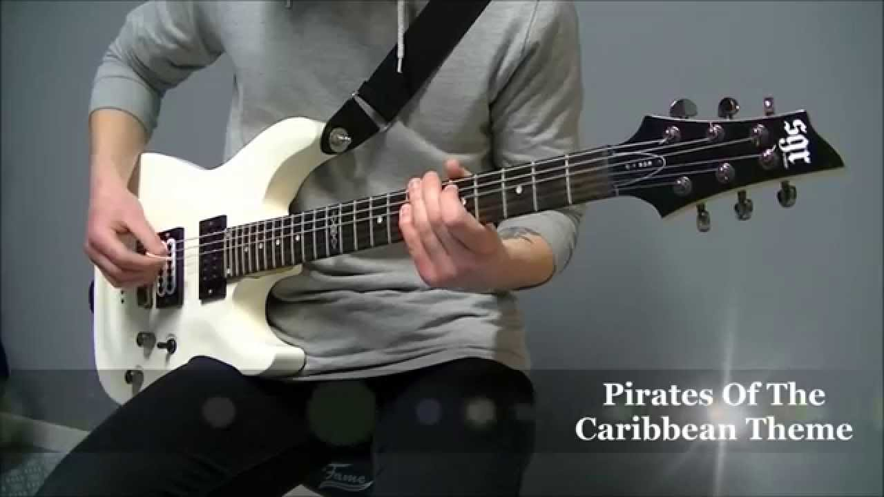 Download Pirates Of The Caribbean Theme (Guitar Cover) HD