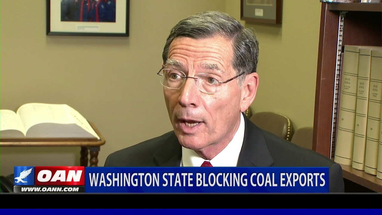 Washington State blocking coal exports - OAN