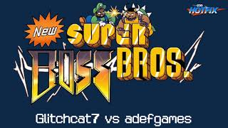 Super Boss Brothers Episode 1 - GlitchCat7 vs adef
