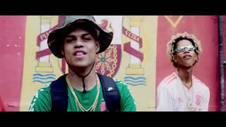 Mc Cabelinho - Nós é da Favela Feat. FP do Trem Bala & Tropa da Espanha (CLIPE OFICIAL)