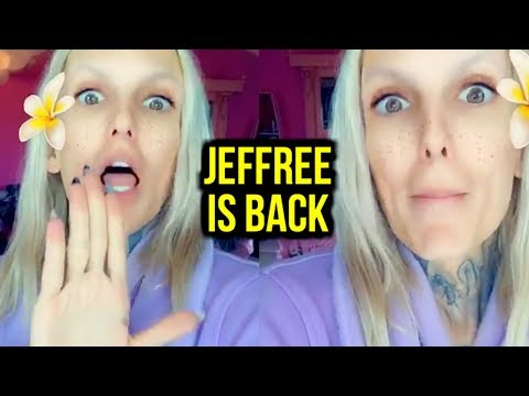 JEFFREE STAR IS BACK + TATI WESTBROOK RESPONDS TO HATE + MORE!! thumbnail