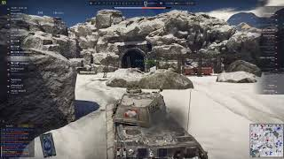 War Thunder Team LFF1 19.04.2018