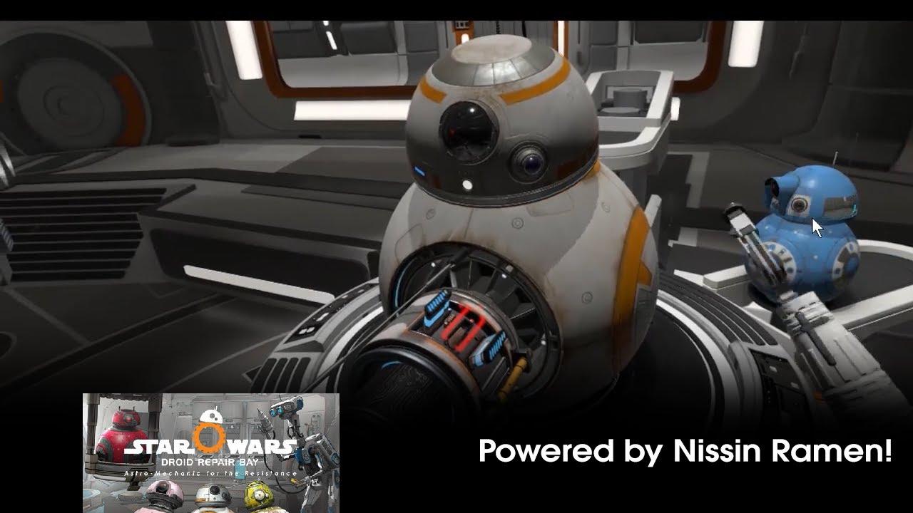 Steam Community :: Video :: Star Wars: Droid Repair Bay (HTC Vive