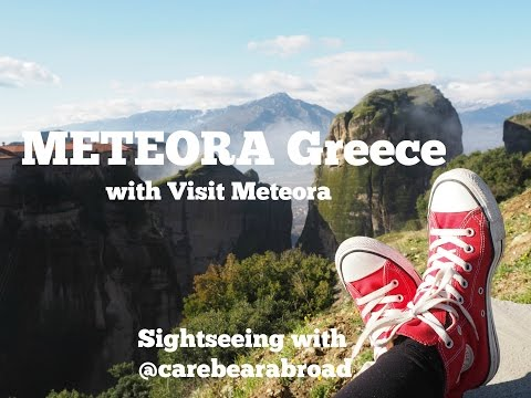 Meteora Greece PART 2 OF 3