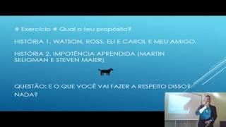"""Palestra Denis Moreira """"O Trabalho e o Desafio do Propósito"""" CEAF MPCPA"""