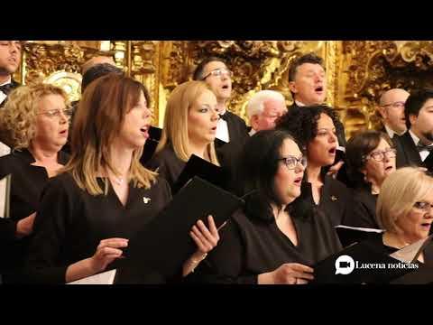 """VÍDEO: Coral Lucentina: Concierto """"Cantos para el alma"""" en la Iglesia de San Juan de Dios."""