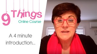 '9 Things' online course trailer - Maggie Dent(, 2016-03-29T09:50:55.000Z)