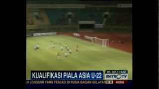 Indonesia U-22 2-0 Timor Leste U-22/2013 AFC U-22 Asian Cup Qualification