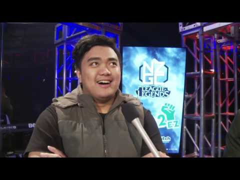 NZ Gaming Champs: Playoffs Round - Tigereye [vs] Decode - Saturday 24th September