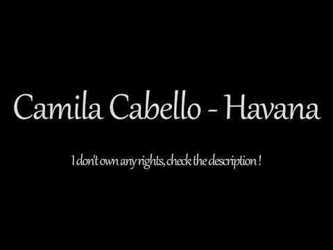 Camila Cabello - Havana (1 Hour) - Instrumental