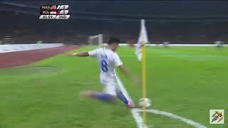 Sea Games : Football Malaysia VS Indonesia ( 1 : 0 )