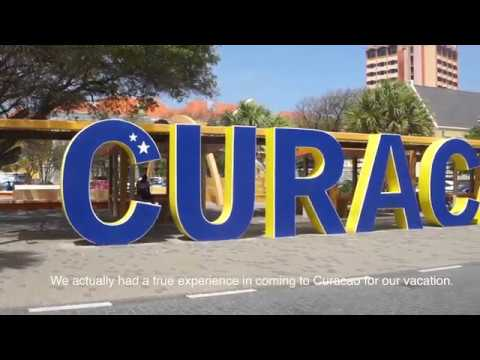 "Richard Baker 'My vacation on Curacao"""