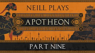 Phobos, Deimos, Otus, Ephialtes - Neill Plays: Apotheon (Part 9)