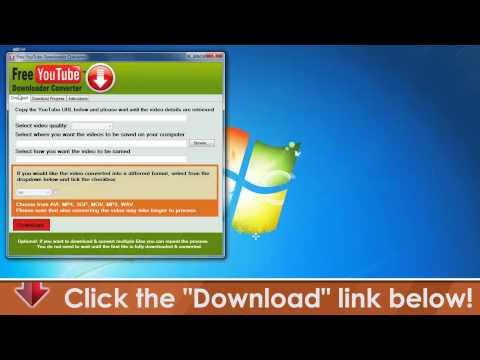 Convert YouTube to MP4 - Free Download Software